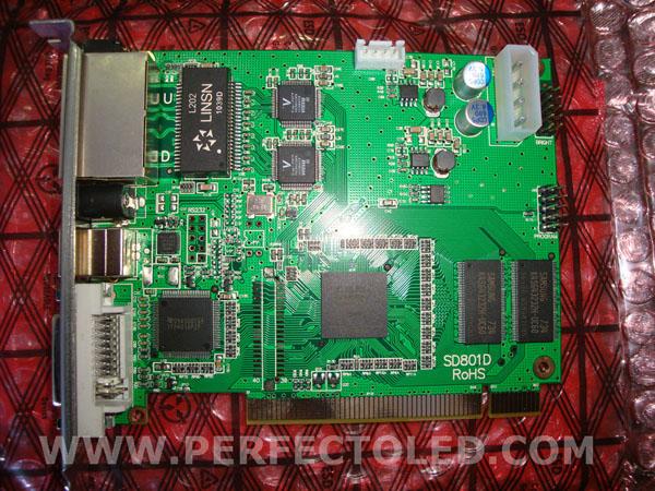 LINSN sending card TS801